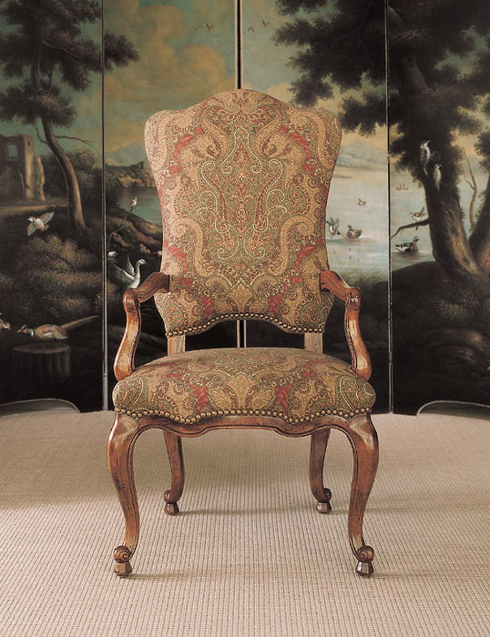 Century Furniture - Valasquez Arm Chair