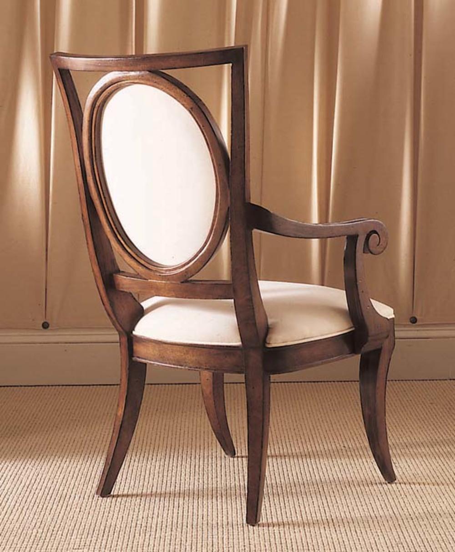 Century Furniture - Klismos Arm Chair