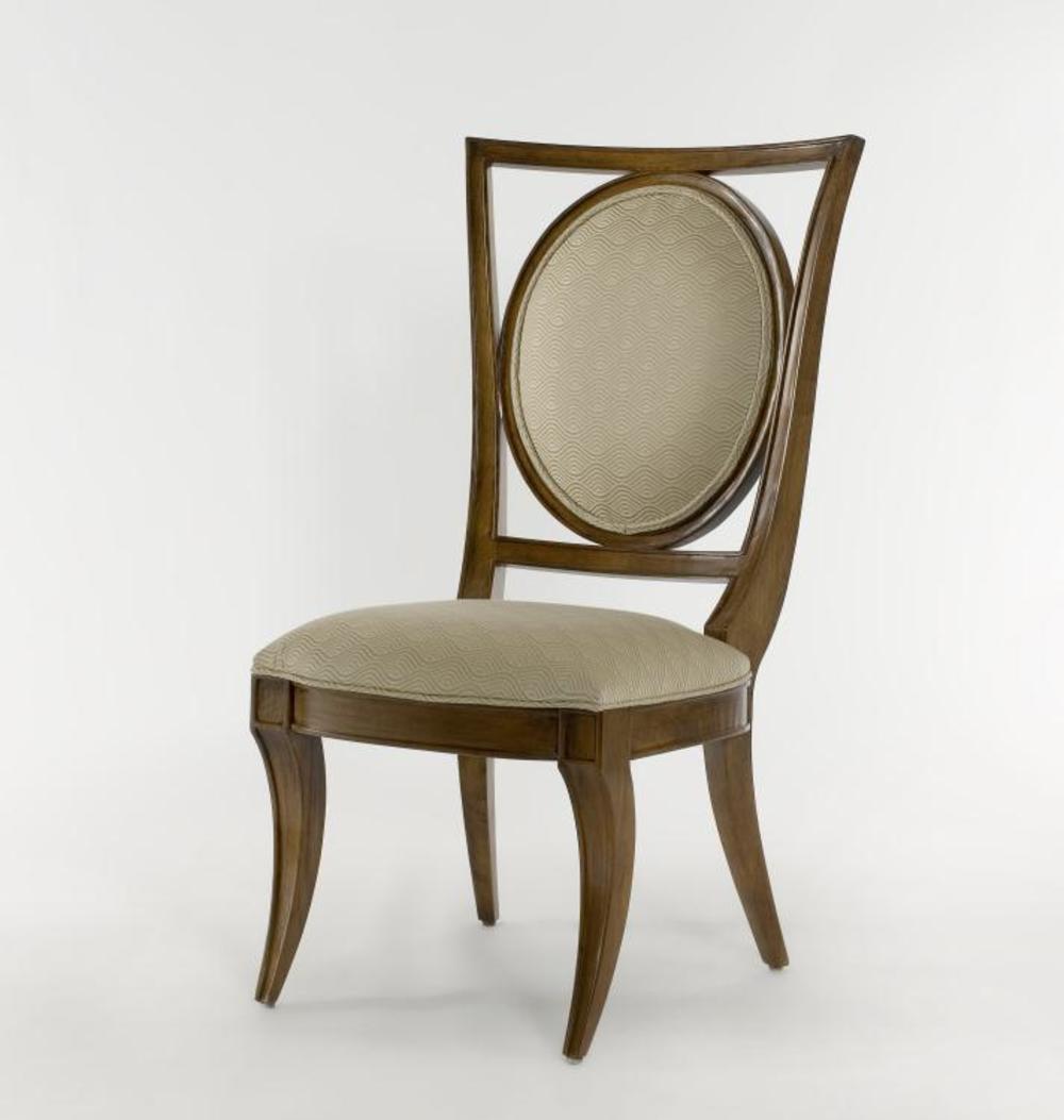 Century Furniture - Klismos Side Chair