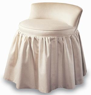Thumbnail of Century Furniture - Dove Vanity Stool