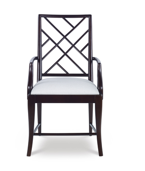 Thumbnail of Century Furniture - Crossback Arm Chair