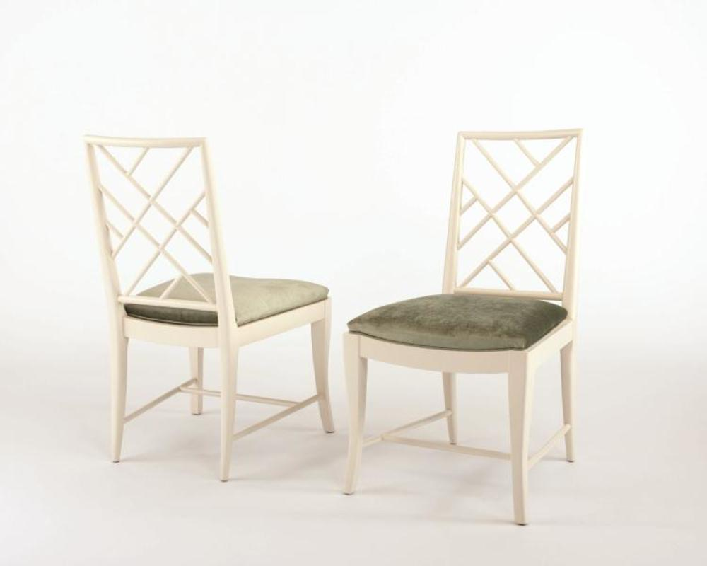 Century Furniture - Crossback Side Chair
