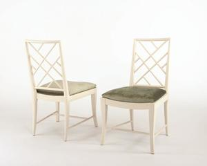 Thumbnail of Century Furniture - Crossback Side Chair