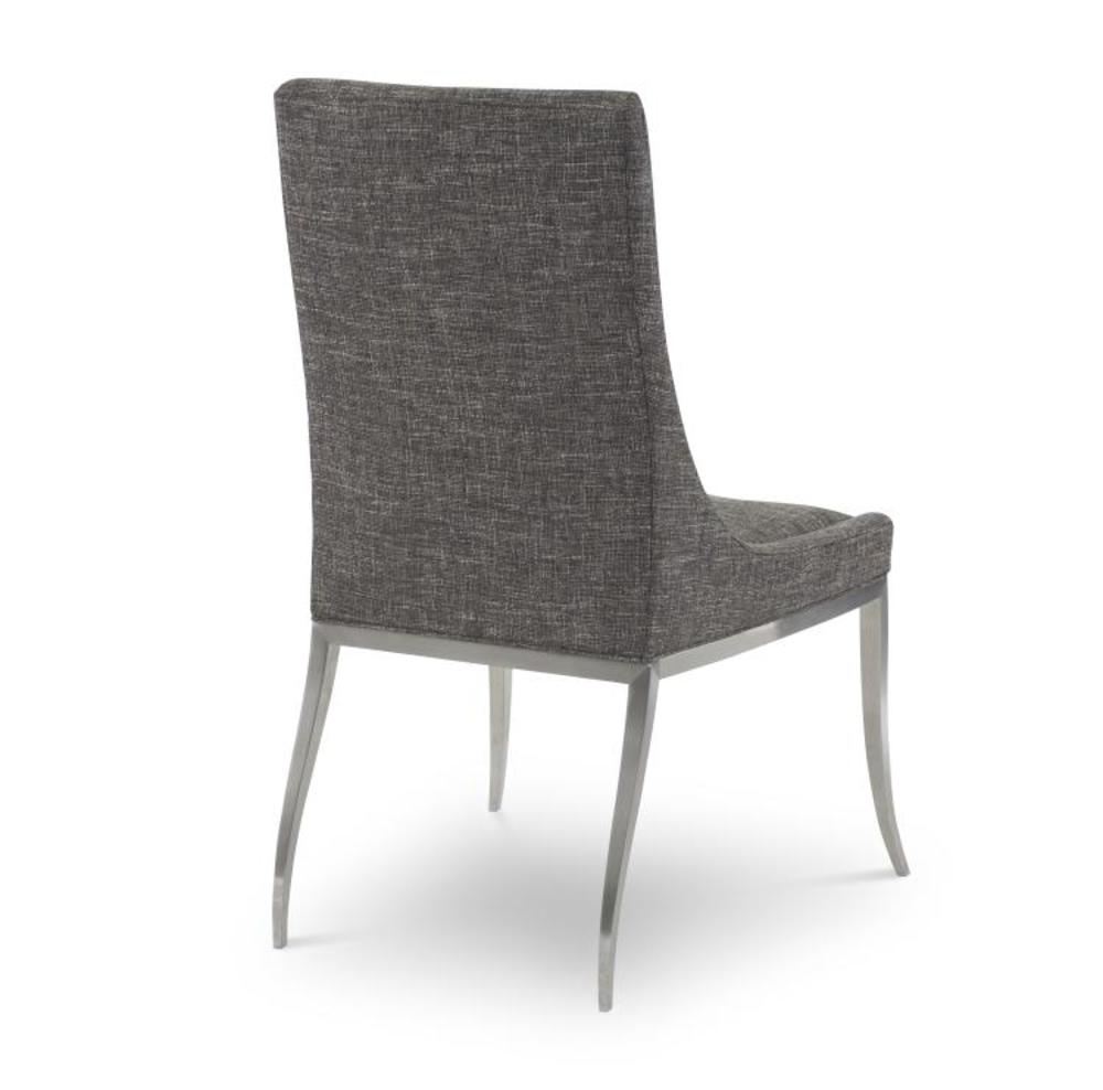 CENTURY FURNITURE - Mica Stainless Side Chair