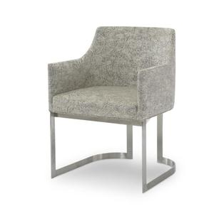 Thumbnail of Century Furniture - Copenhagen Stainless Arm Chair