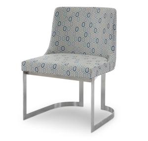 Thumbnail of CENTURY FURNITURE - Copenhagen Stainless Side Chair