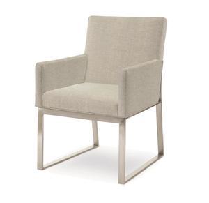 Thumbnail of Century Furniture - Iris Stainless Arm Chair