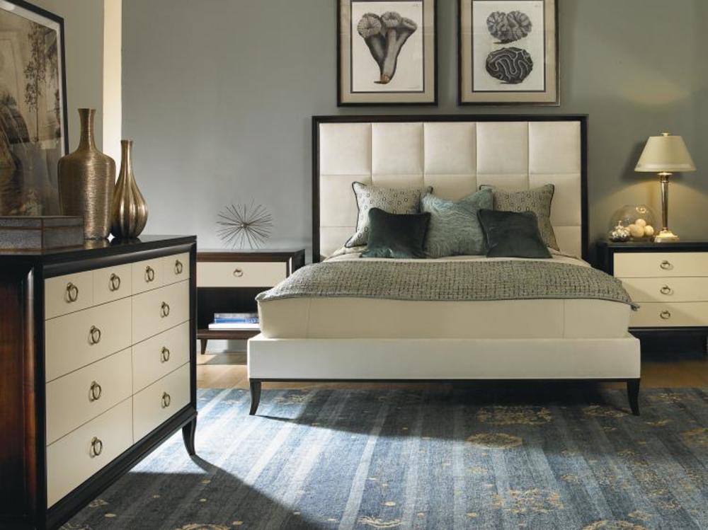 Century Furniture - Tribeca Upholstered Bed