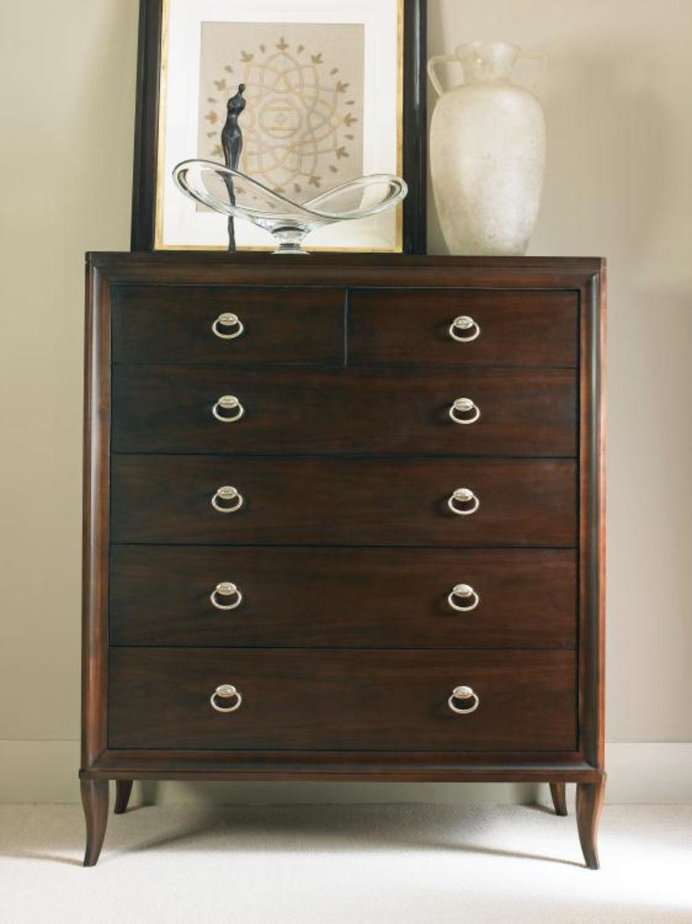 Century Furniture - Tribeca Tall Drawer Chest