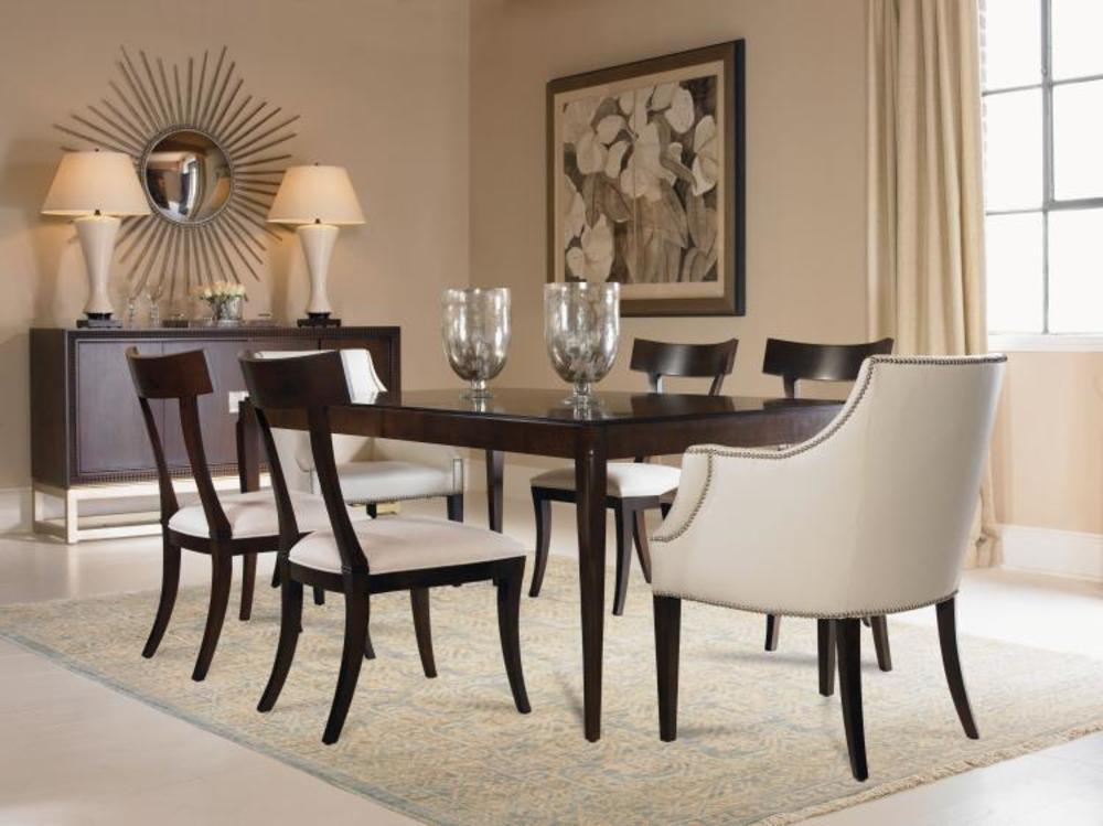 Century Furniture - Tribeca Rectangular Dining Table