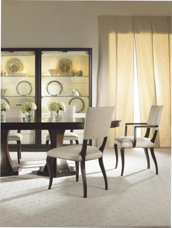 Century Furniture - Tribeca Dining Arm Chair