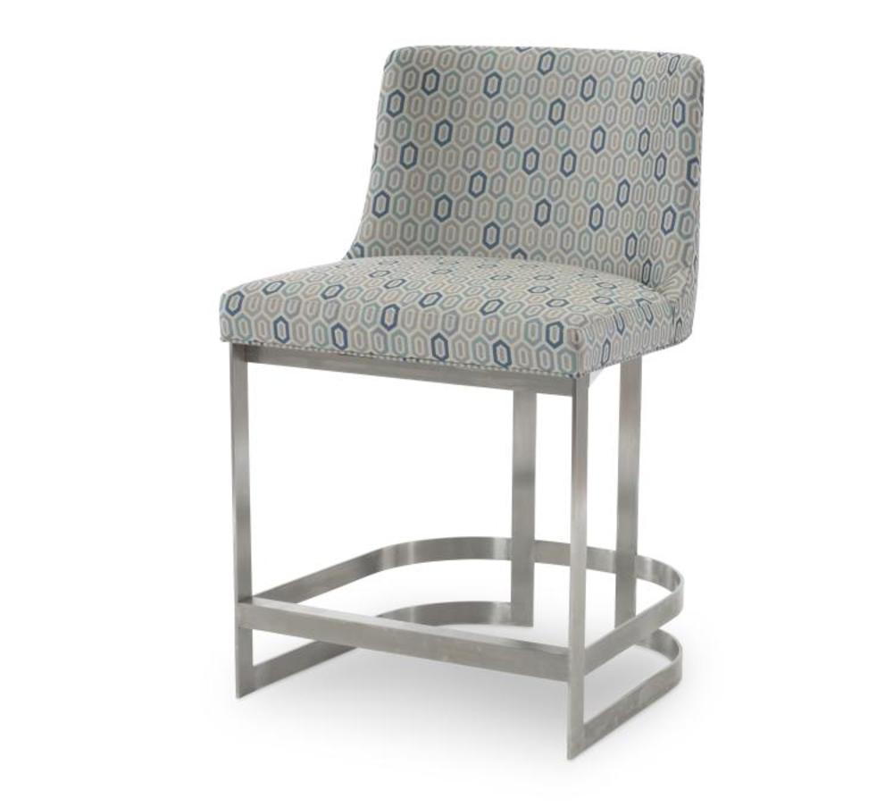 Century Furniture - Copenhagen Stainless Counter Stool