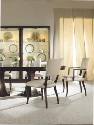 Thumbnail of Century Furniture - Tribeca Double Pedestal Dining Table