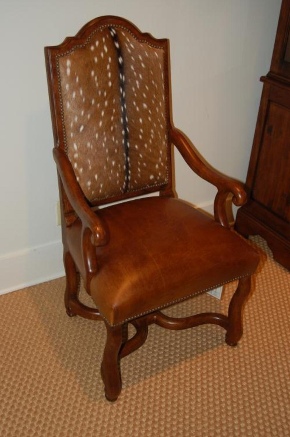 Century Furniture - Deer Creek Arm Chair