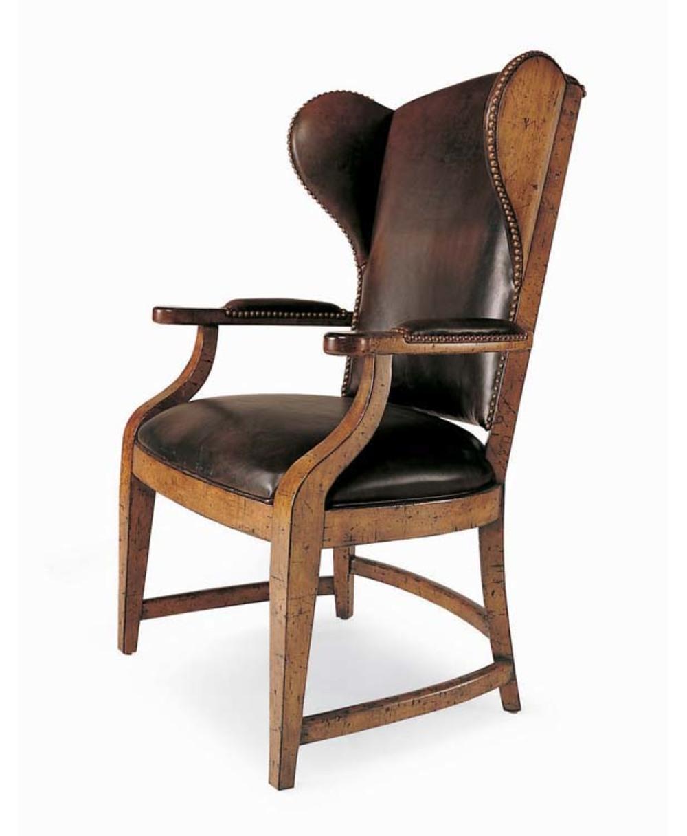 Century Furniture - Caribou Club Arm Chair