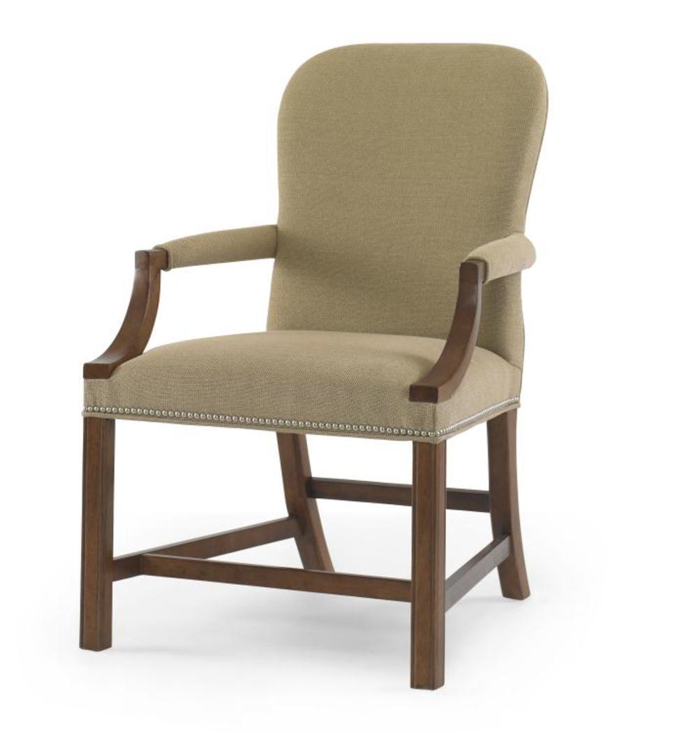 Century Furniture - Gavin Arm Chair