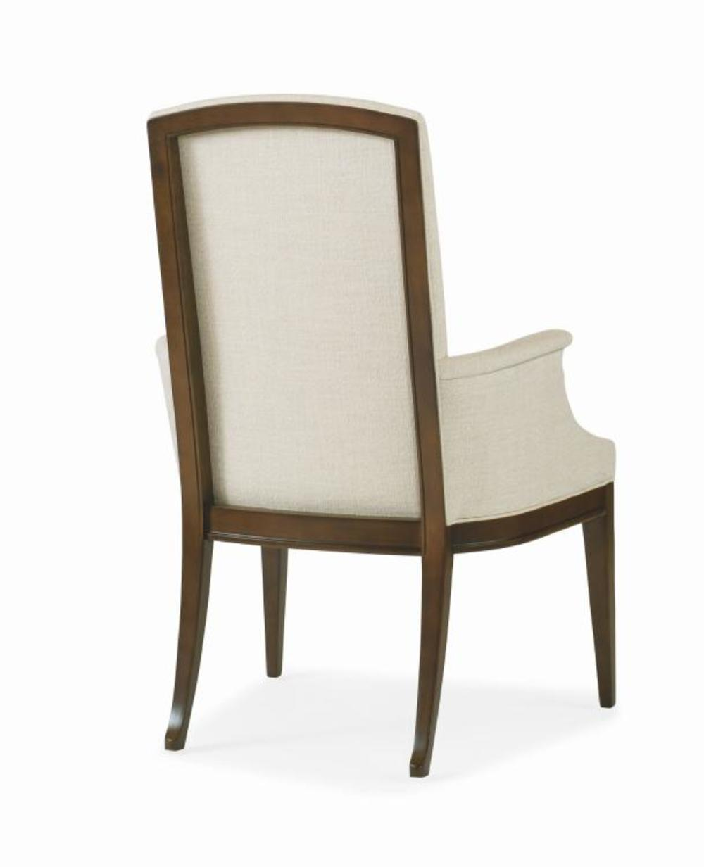 Century Furniture - Tison Dining Arm Chair