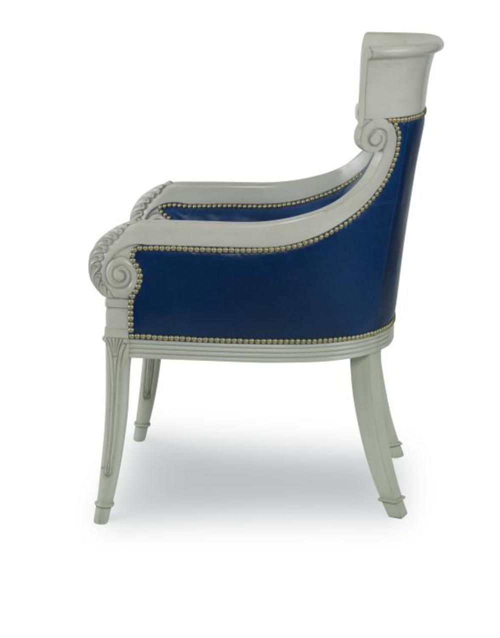 Century Furniture - Madrid Arm Char