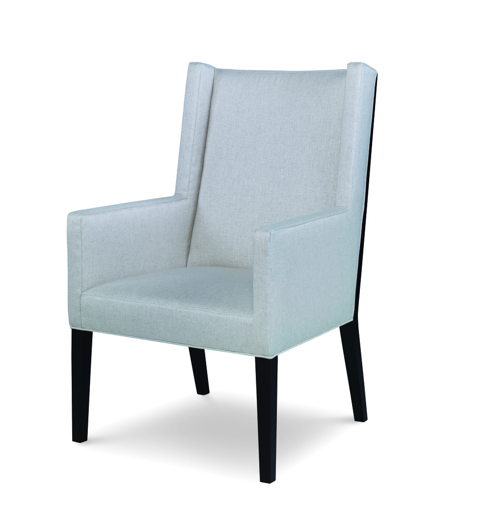 Century Furniture - Hector Dining Arm Chair