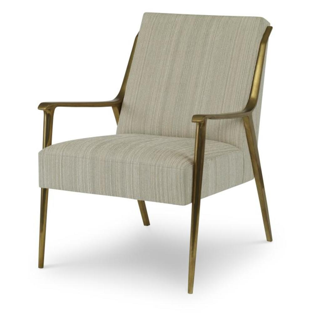 Century Furniture - Zola Metal Lounge Chair