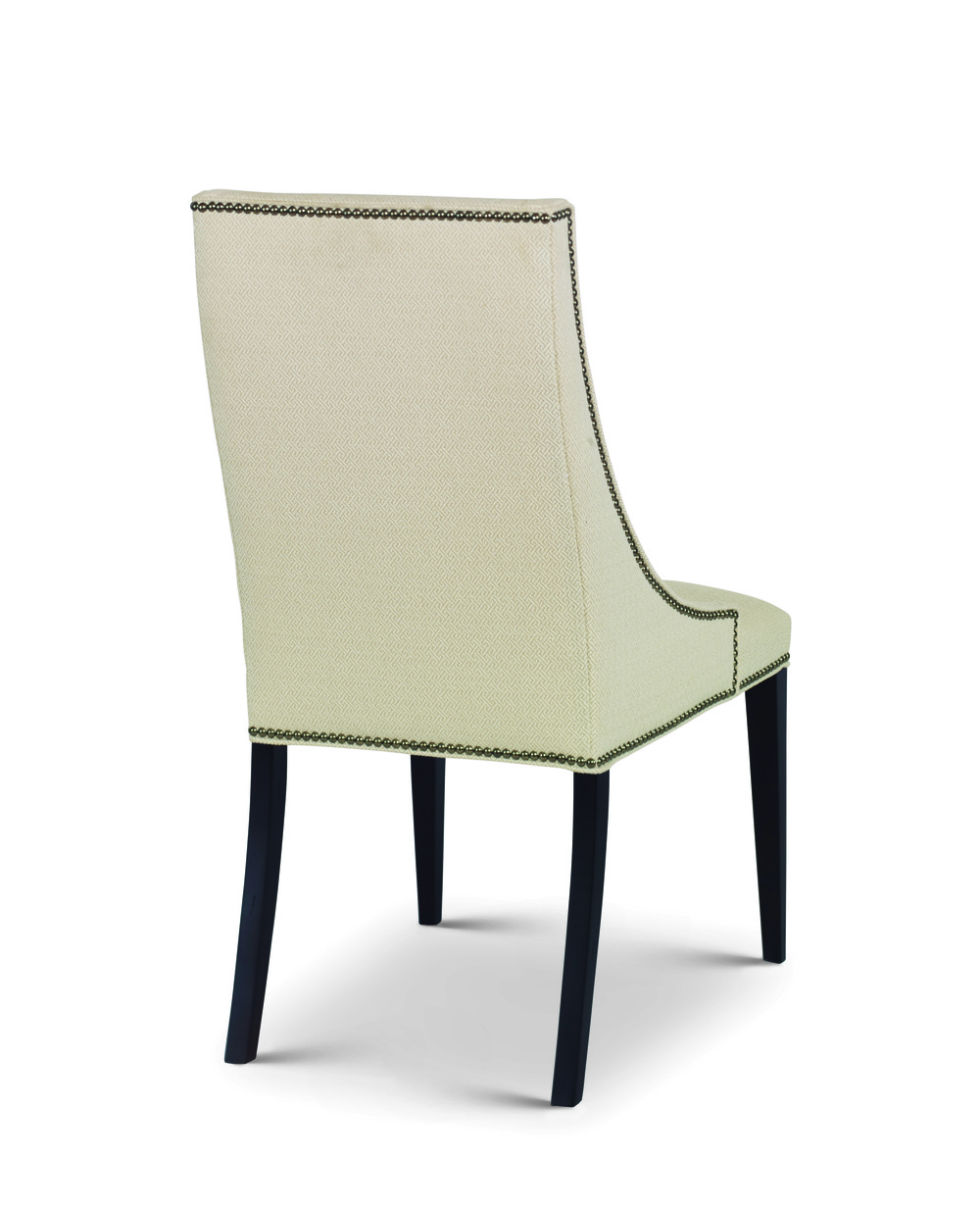 Century Furniture - Claire Side Chair