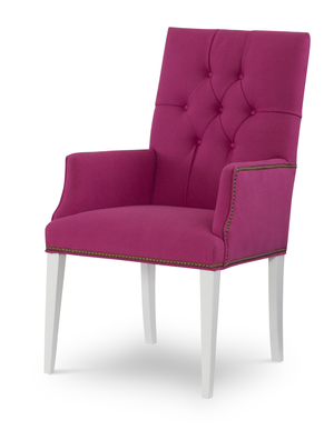 Thumbnail of Century Furniture - Fairmont Tufted Arm Chair