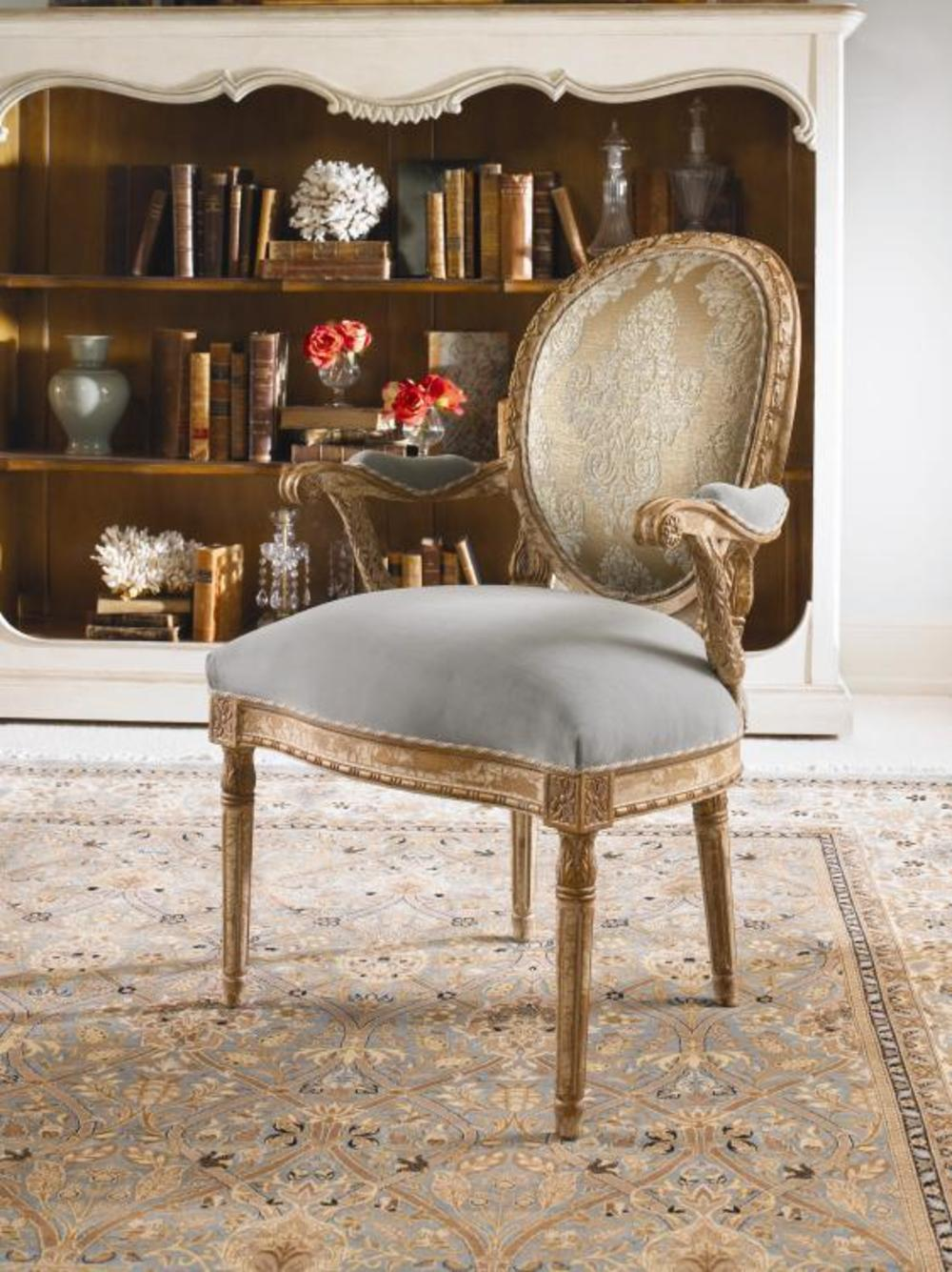Century Furniture - Upholstered Back Chair