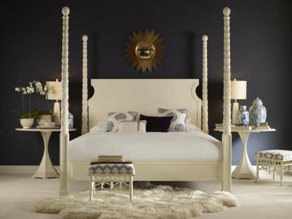Century Furniture - Chelsea Club King's Road Poster Bed, King