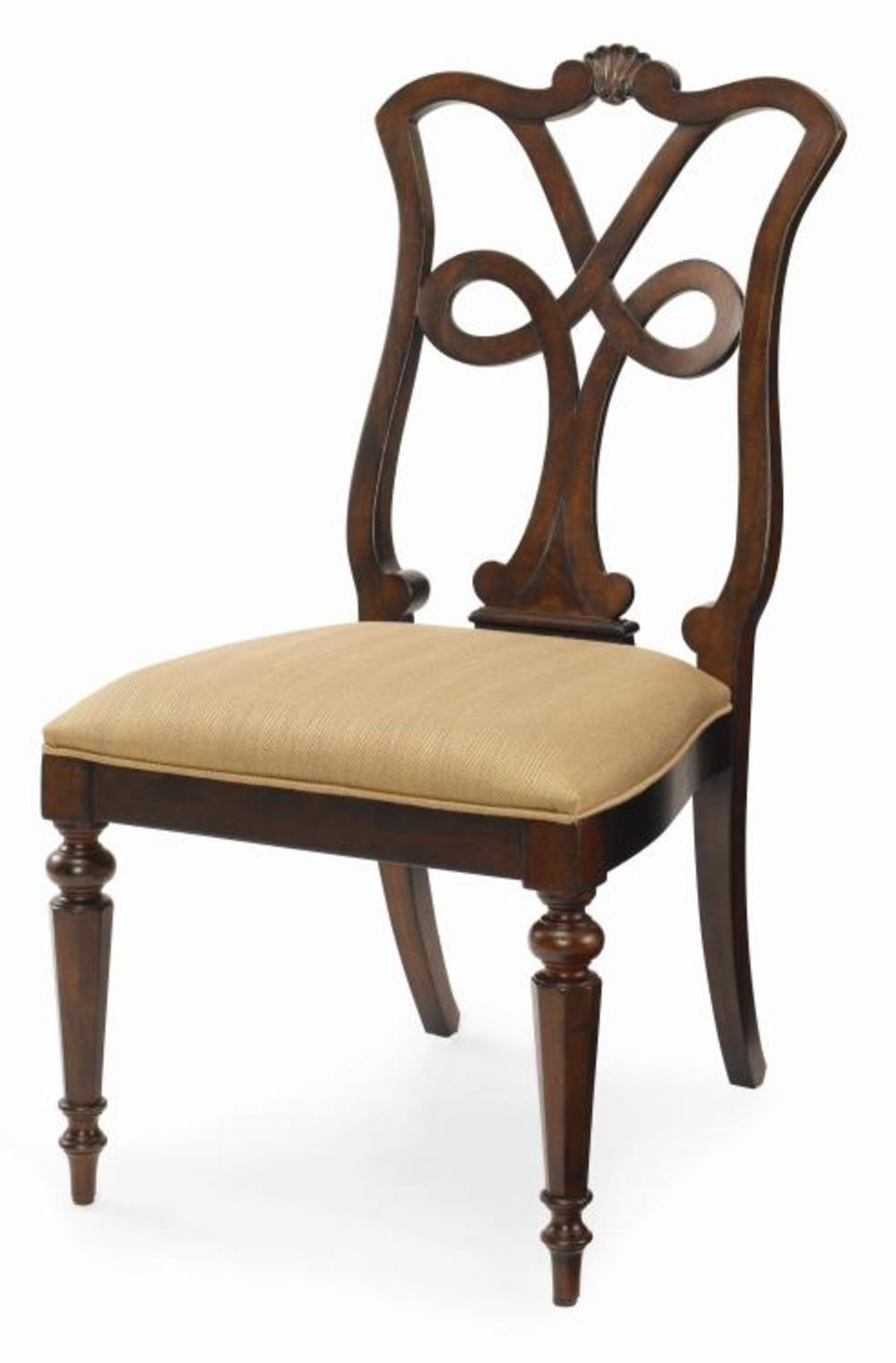 Century Furniture - Chelsea Club Redcliffe Side Chair