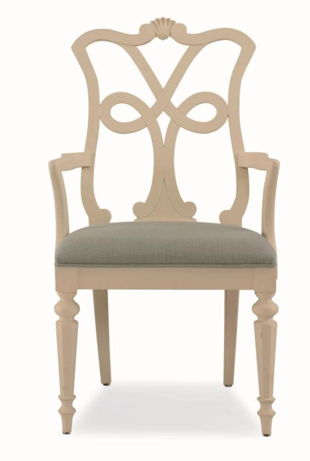 Century Furniture - Chelsea Club Redcliffe Arm Chair