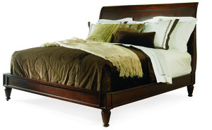 Thumbnail of Century Furniture - Chelsea Club Knightsbridge Platform Bed, King