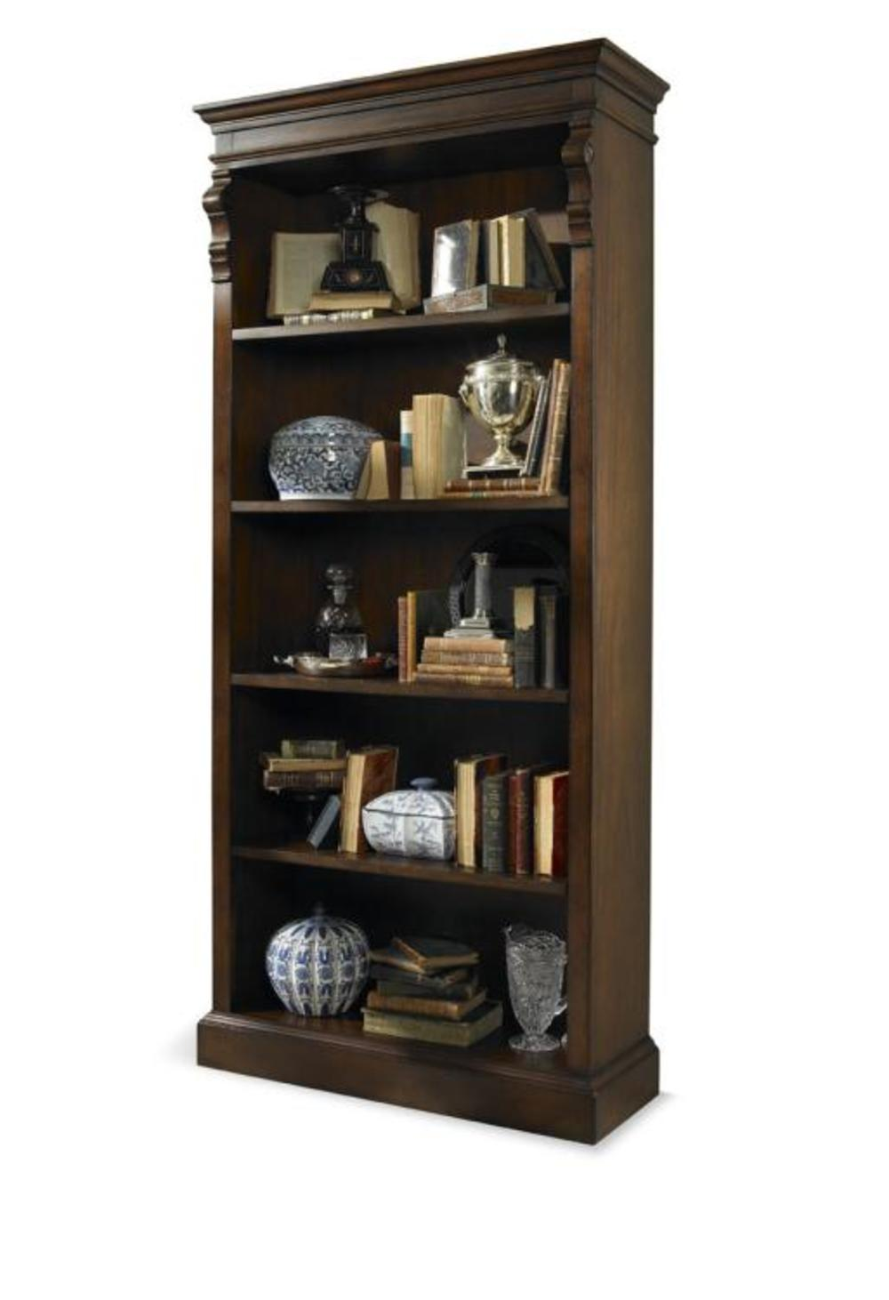 Century Furniture - Chelsea Club Oxford Bookcase