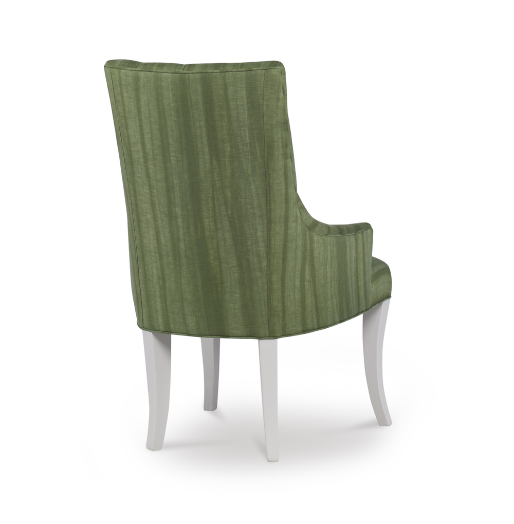 Century Furniture - Becca Tufted Arm Chair