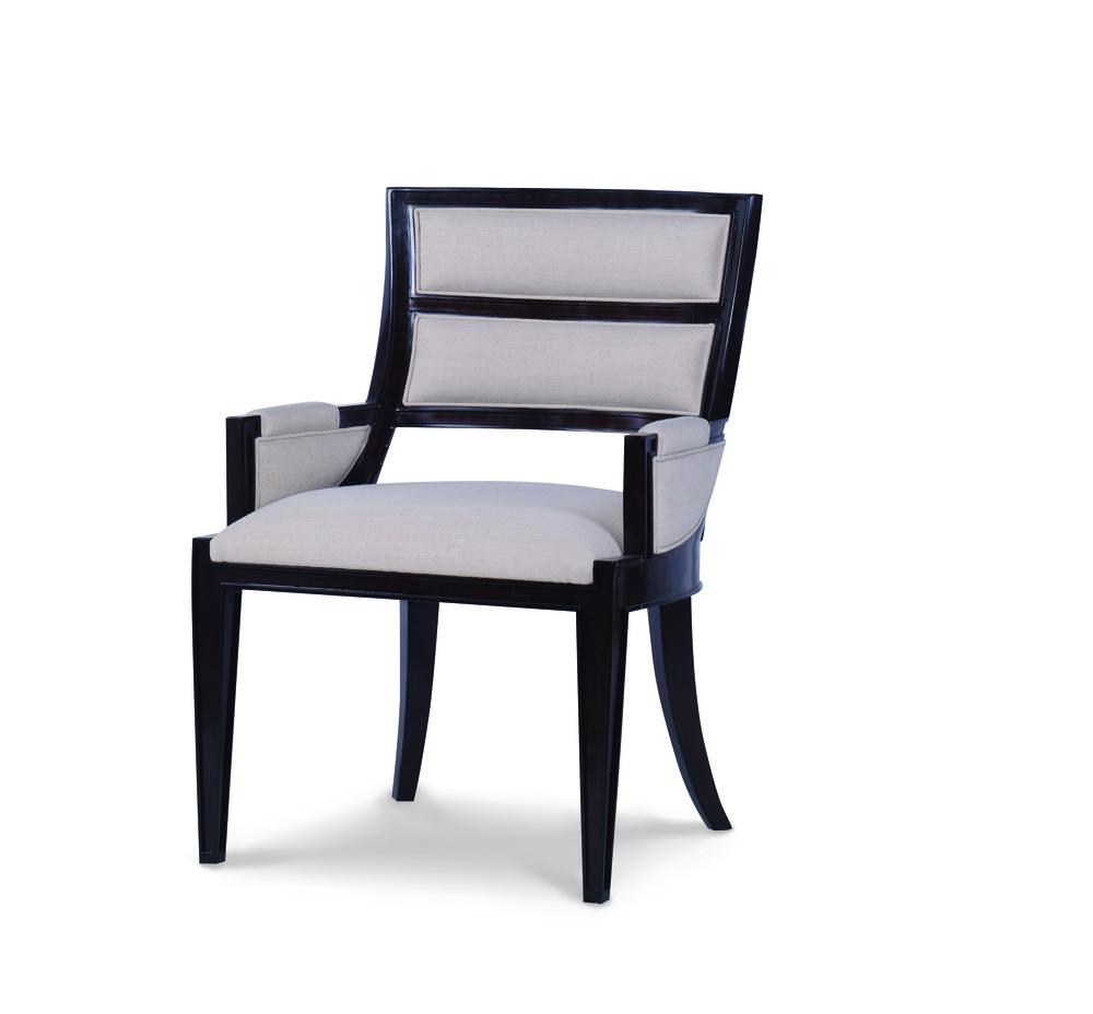 Century Furniture - Bobbi Arm Chair