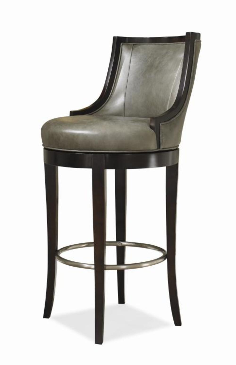Century Furniture - Taylor Swivel Bar Stool