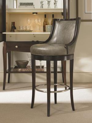 Thumbnail of Century Furniture - Taylor Swivel Bar Stool