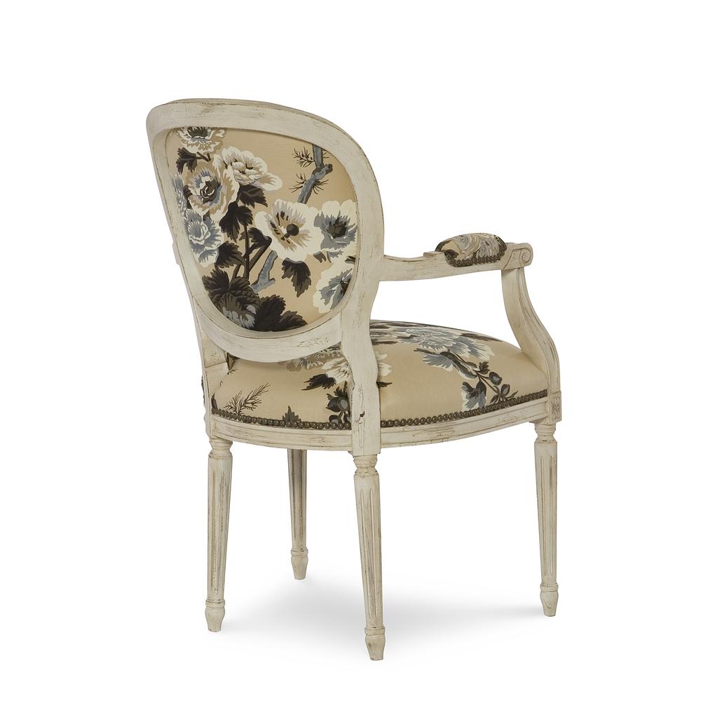 Century Furniture - Louis XVI Arm Chair