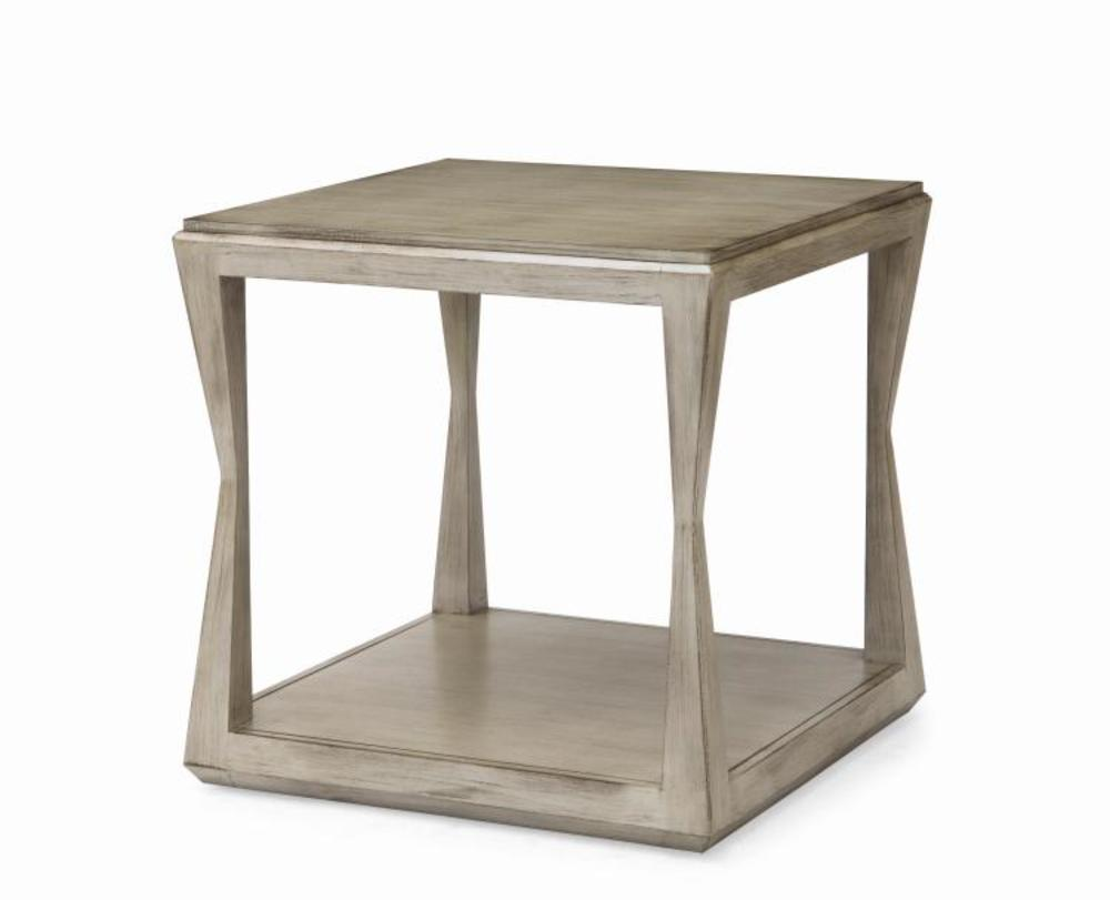 Century Furniture - Paragon Club Decoeur Chairside Table