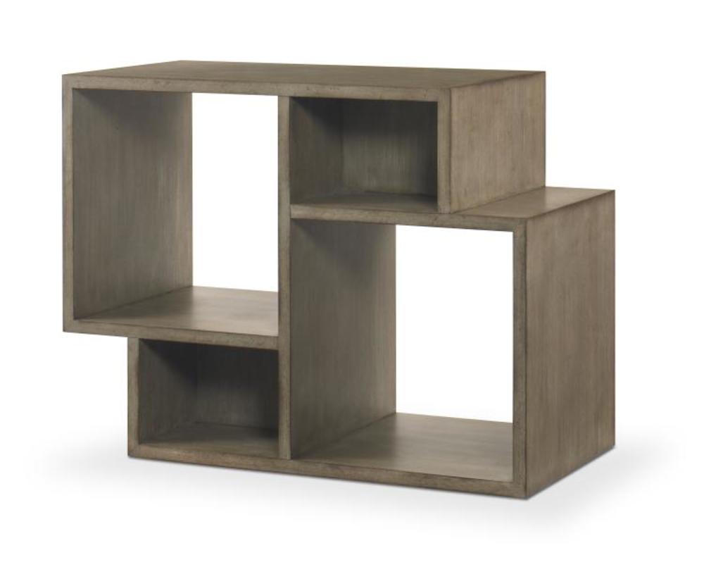 Century Furniture - Paragon Club Geometric Modular Bookcase
