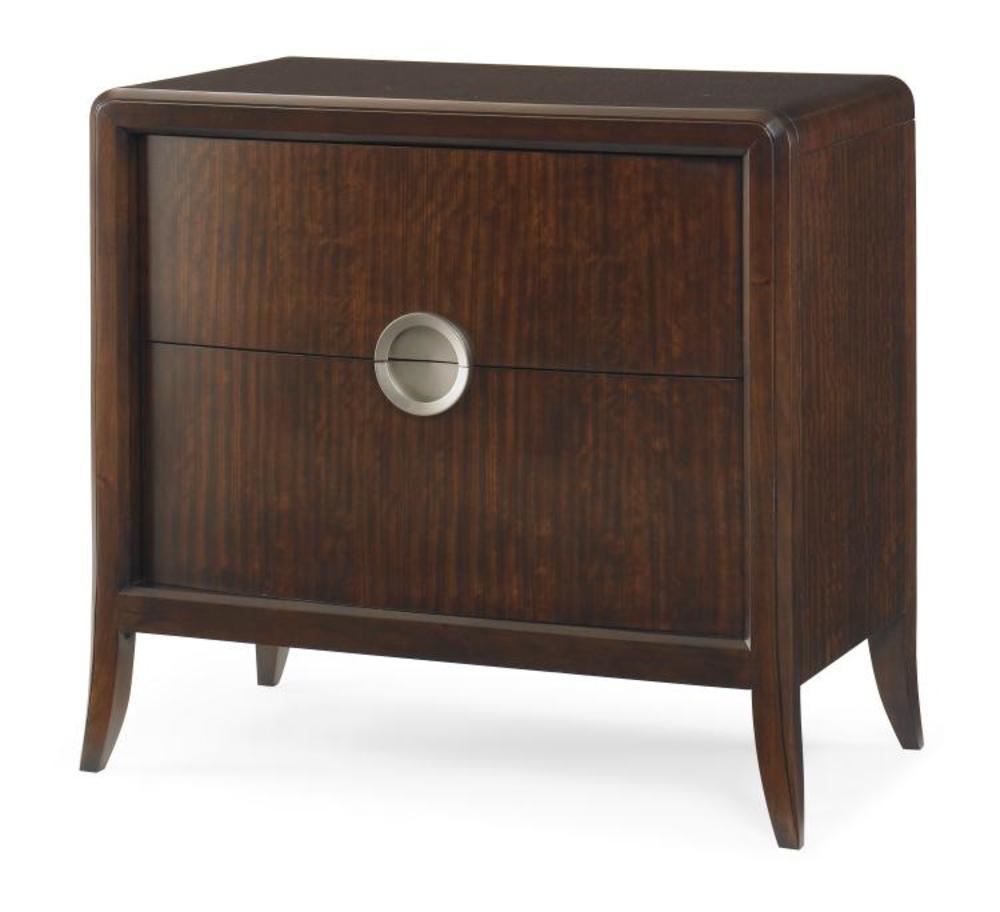 Century Furniture - Paragon Club Carew Nightstand