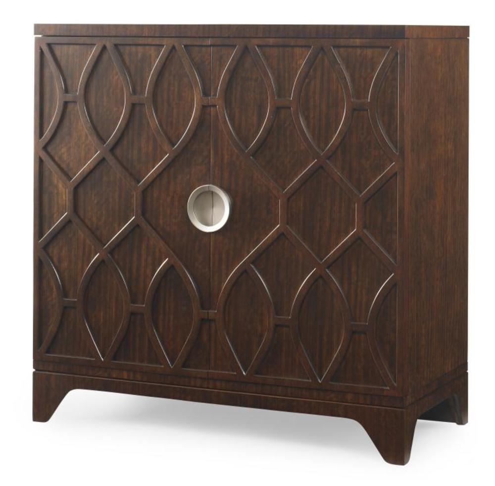 Century Furniture - Paragon Club Paragon Door Chest