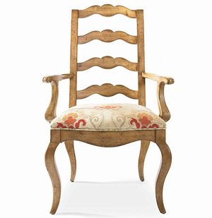 Thumbnail of CENTURY FURNITURE - Town and Country Ladderback Arm Chair