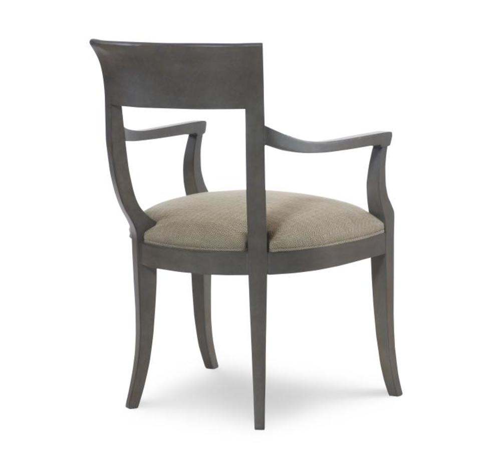 Century Furniture - Town & Country Phyfe Arm Chair