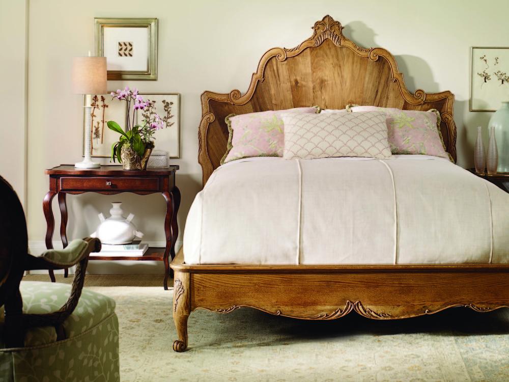 Century Furniture - Chateau Lyon Vieux Lyon Bed, King