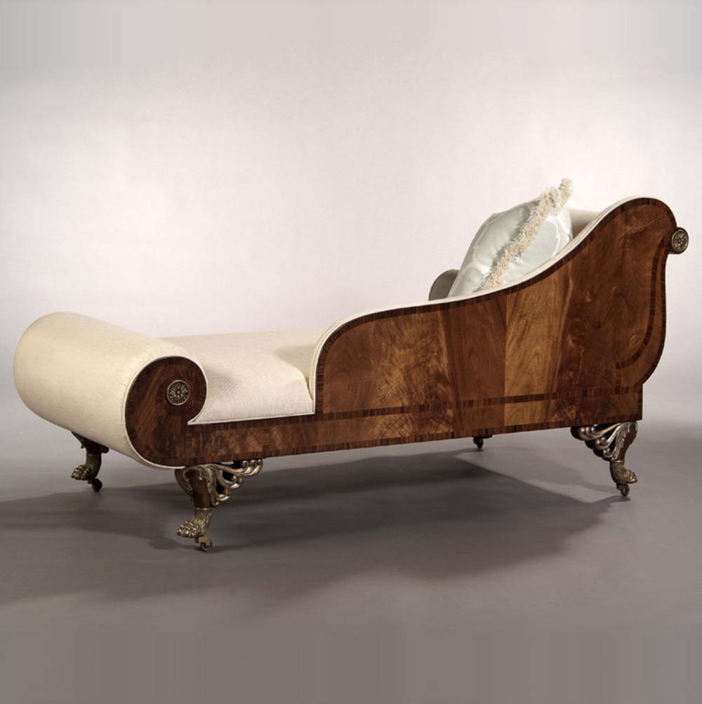 Century Furniture - Heron Chaise
