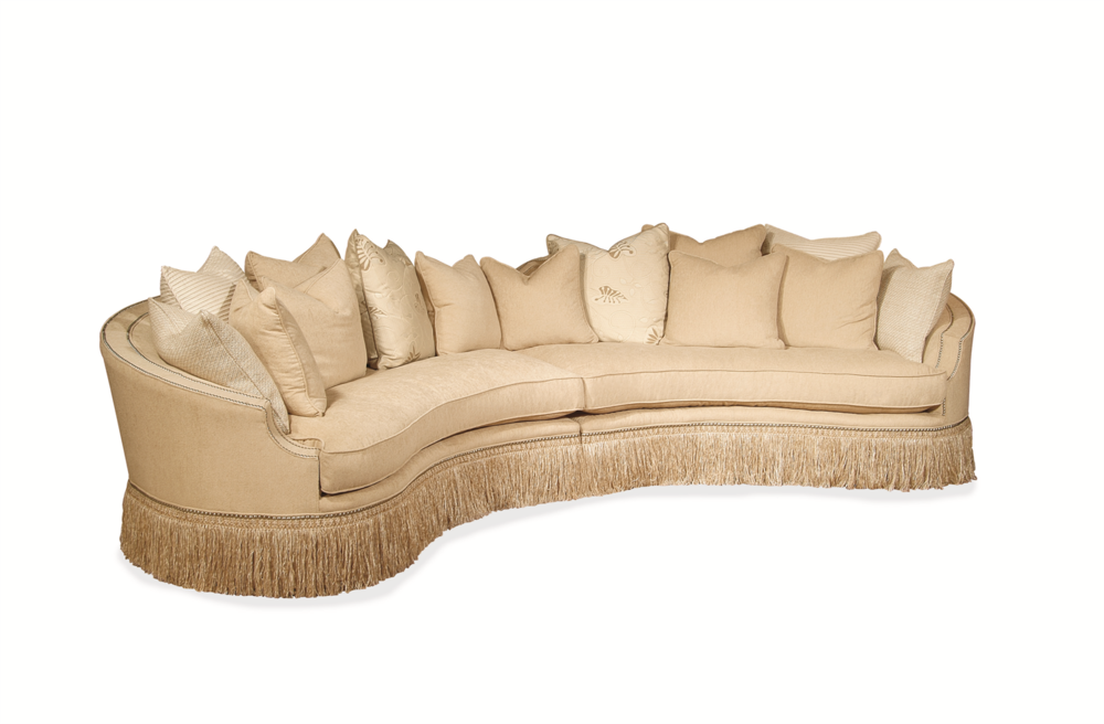 Century Furniture - Harmon Two Love Seat Sectional
