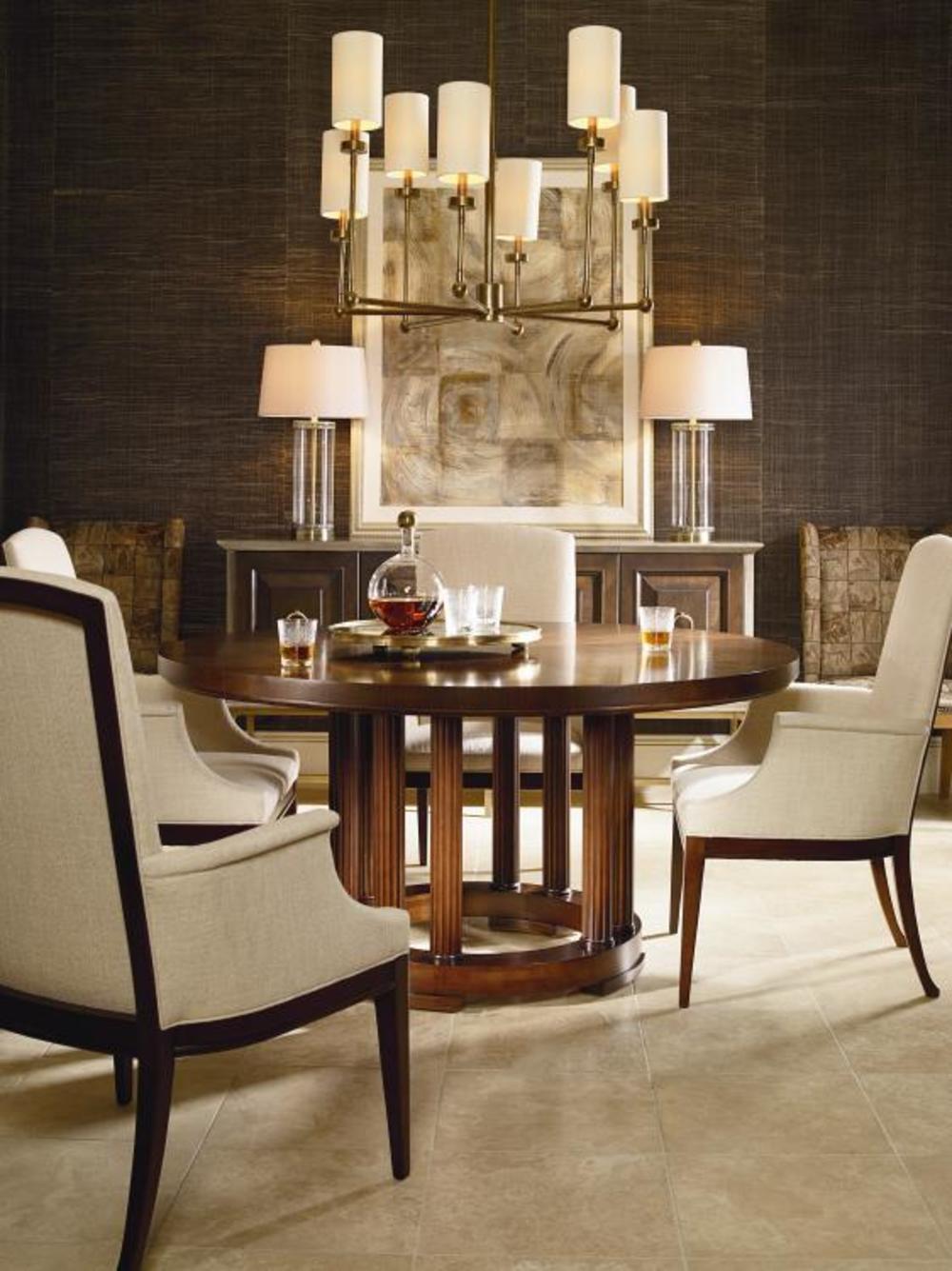 Century Furniture - Bridgeton Upholstered Dining Chair