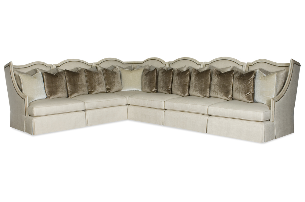 Century Furniture - Carrington Sectional