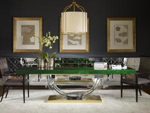 Thumbnail of Century Furniture - Omni Dining Table w/ Acrylic Legs