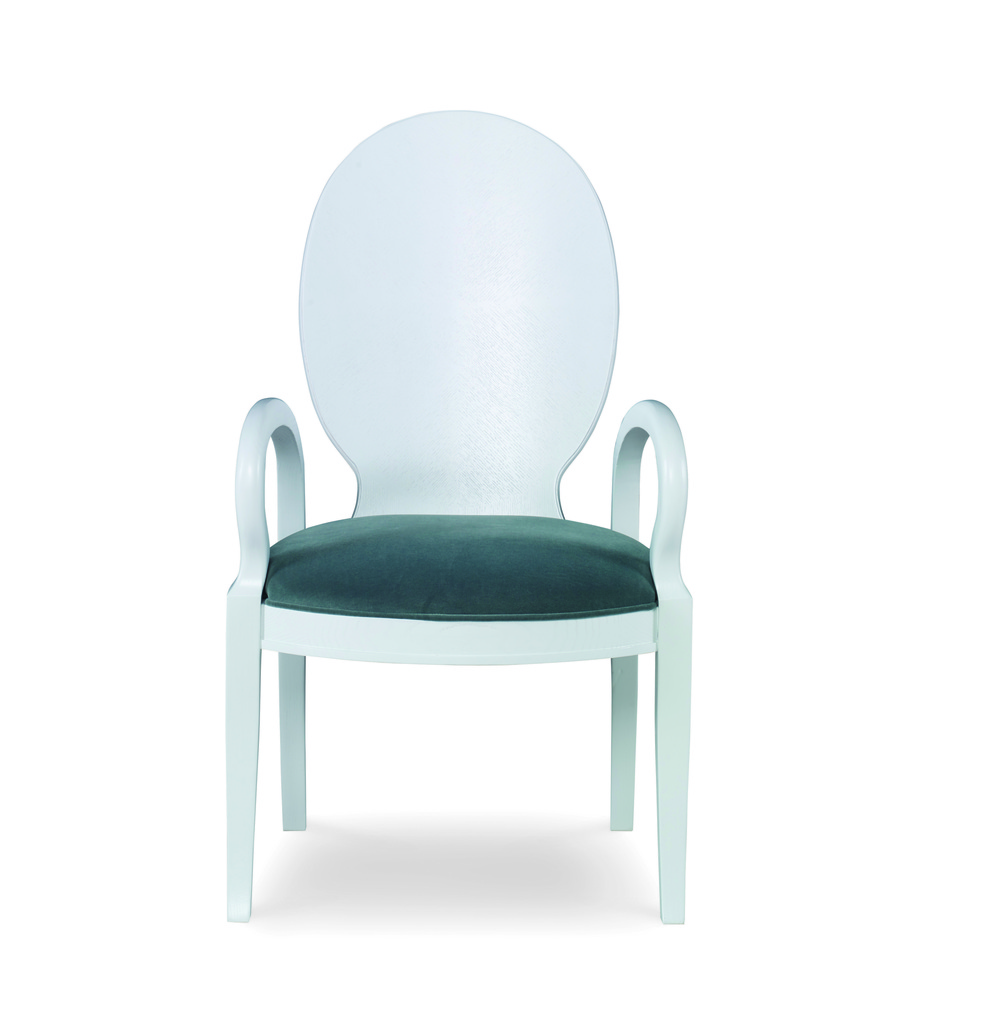 Century Furniture - Omni Dining Arm Chair